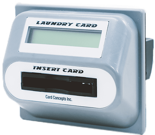Card Concepts Inc  | Laundry Card Systems | Payment and Management