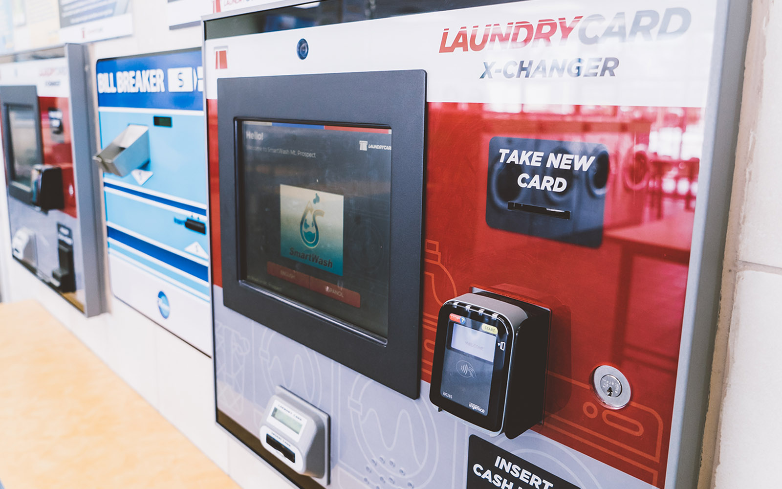 Laundrycard Holistic Laundry Management System Card Only